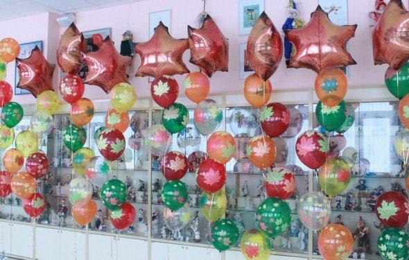 шары с гелием с доставкой