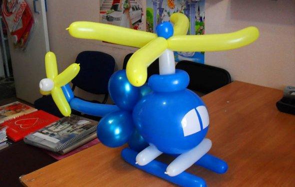 Фигуры из шаров | Все услуги