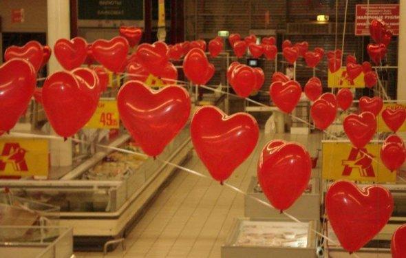 купить воздушные шарики в