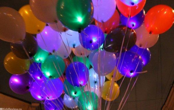 Весёлые шары