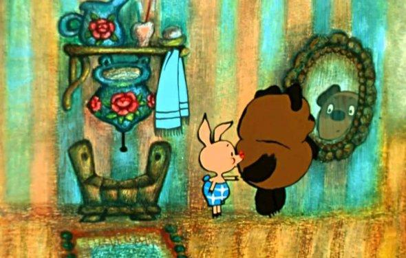 ♥ Винни Пух идет в гости